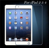 Factory direct supply mobile phone accessories 9H tempered glass screen protector for iPad 2/3/4