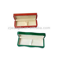Piano lacquer fashion wooden pens box,gift pens packaging box,pen boxes wholesale