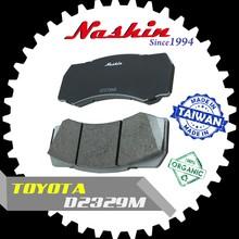 brake shoe, car brake pads, high performance
