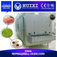iqf food quick freezing / blast freezer for sale / chicken freezing machine