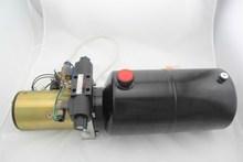 hydraulic power unit 12 volt dc motor for mini lifting ,SJ-BZ-F2.1