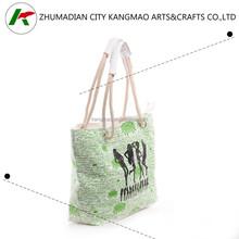 eco-friendly women handbag for shopping