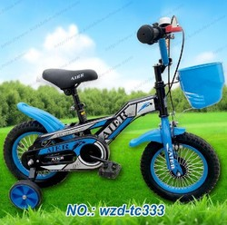 smart children bike exported to Europe with SKD 85% children bike