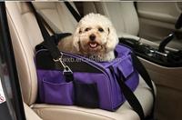 pet dog carrier bag seat for car