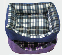 Eco-Friendly winter warm soft dog bed cushion