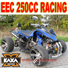 Street Legal ATV 250cc EEC