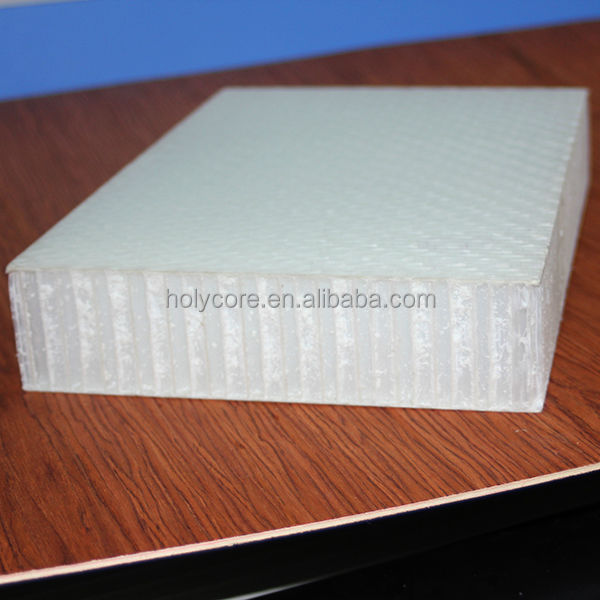 Polyurethane Honeycomb Panels : Good quality fiberglass plastic honeycomb core sandwich
