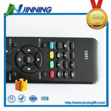 Universal de la alta calidad personalizado wireless ir control remoto del televisor