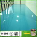 Alta luz lavagem fácil e renovável tinta para chão de fábrica