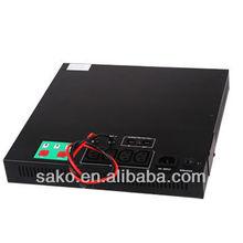 1U rack mount UPS 650va with Battery