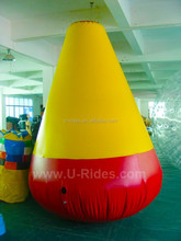 large floating Inflatable buoy for sea/water buoy/floating buoy