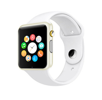 camera remoter A9 smart watch phone with touch display and camera remoter