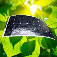 SHINE Flexible solar panel 25w Best solar cell price, china factory solar panel