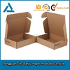 Recycled Cardboard Folding Brown Kraft Paper Box for Shipping