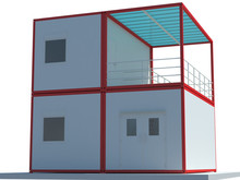 story container house /container prefab /model container house