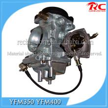 Pd33j carburador YAMAHA 350cc 400cc YFM350 YFM400 ATV UTV carburador Motor de 4 tiempos Dune Buggy Motor Carb