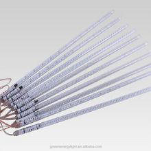 3sets 10pcs/set dc 12v Snowfall Rain Tree Garden Festival Decorate Light LED Strip, led meteor shower rain tube lights