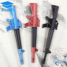 Logo Printing Advertising plastic ballpoint pen low price pen gun