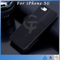 2015 Chnlan New Style Protective Durable PU Leather Case Waterproof Case For iphone 5