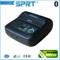 SPRT SP-RMT9 80mm Mini Bluetooth Thermal Printer for Event Ticket with Text and QR Code