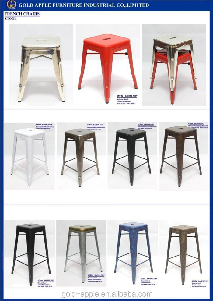 stackable metal counter stools 2