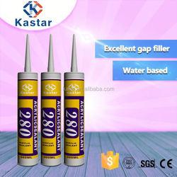 Anti-fungus,crack sealant manufacturer,flexible,good price