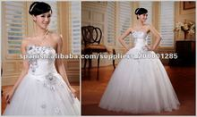 nuevo modelo de vestido de novia 2012