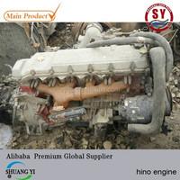 used japanese hino diesel JO8C engine from Japan