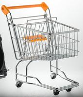 4 wheels children toys shopping trolley / kids car