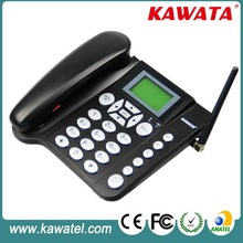 Hot sale wireless Gsm telephone with sim card