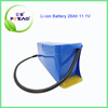 china high capacity 12V 26Ah Lithium ion Battery Pack