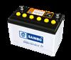 Lead acid automatic maintenenace free car battery 12V88AH DIN standard