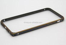 Top quality elegant double color aluminum bumper For Iphone 6/6Plus
