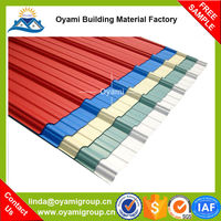 Advanced Materials fast Installation upvc material plastic roof tile