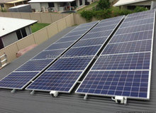 Polycrystalline Silicon Material 1650x991x40mm Size and Polycrystalline Silicon Material High power Solar Panel