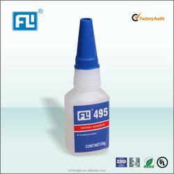 speedy-fix instant super glue Powder Adhesive in China manufacturer