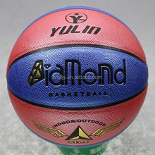 custom logo basketball synthetic leather material promotion cheap basketball size 3 5 6 7