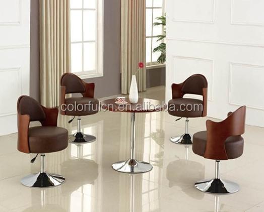 Hohe Rckenlehne Stuhl Fr Wohnzimmer Ohne Arme Freizeit Mit Tisch Und