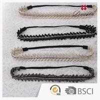 custom elastic headband for girls