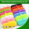 silicone glass bag / portable silicone purse / promotion silicone bag