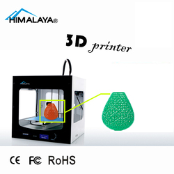 New professional industrial Himalaya 3d desktop printer laser