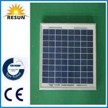2w Square Shape Mini Epoxy Solar Panel