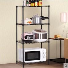 pn scaffalatura a casa cucina garage 4 scaffale rack di stoccaggio mensole armadio di metallo scaffale in metallo