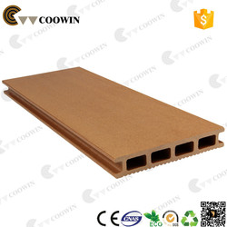 composite decking from qingdao coowin barefoot