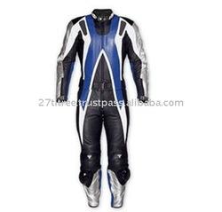 Leather Suit Motorcycle Racing SUIT Motorbike Suit Biker Jacket Pant