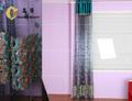 elegante cortina de venta al por mayor para sala de estar