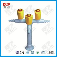 Super quality single/double/ triple outlet lab gas tap in Guangzhou, China
