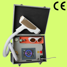 2015 new arrival nd yag laser tattoo equipment cost of laser treatment for acne