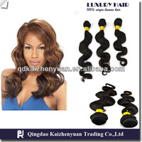 Wholesale 100% unprocessed remy hair top quality straight virgin brazilian hair weave