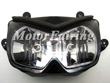 Motorcycle Front Headlight Head Light fit For Kawasaki Ninja 250 2008-2012